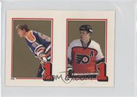 Wayne Gretzky, Mark Howe