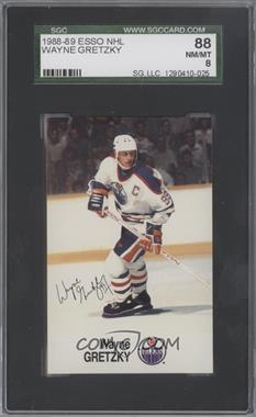 1988-89 ESSO NHL All-Star Collection - [Base] #WAGR - Wayne Gretzky [SGC88NM/MT8]