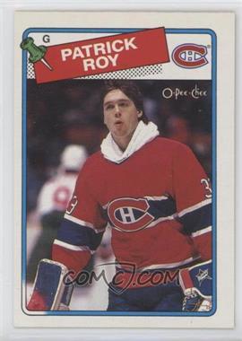 1988-89 O-Pee-Chee - [Base] #116 - Patrick Roy