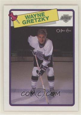 1988-89 O-Pee-Chee - [Base] #120 - Wayne Gretzky