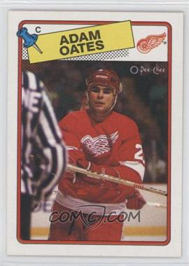 1988-89 O-Pee-Chee - [Base] #161 - Adam Oates