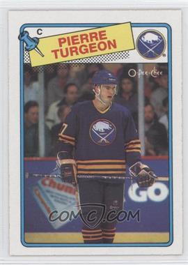 1988-89 O-Pee-Chee - [Base] #194 - Pierre Turgeon