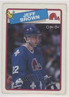 Jeff Brown [EXtoNM]