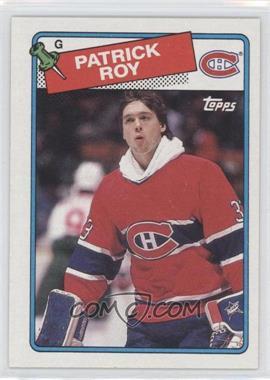 1988-89 Topps - [Base] #116 - Patrick Roy