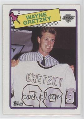 1988-89 Topps - [Base] #120 - Wayne Gretzky
