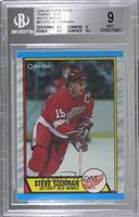 Steve Yzerman [BGS 9 MINT]