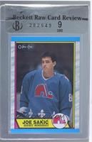 Joe Sakic Rookie Card Rookie Year Hockey Cards
