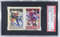 Mark Howe, Greg Stefan [SGC AUTHENTIC AUTO]