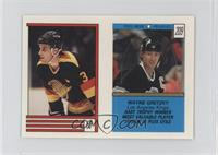 Wayne Gretzky, Doug Lidster