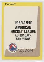 Adirondack Red Wings Checklist