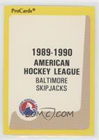 Baltimore Skipjacks Checklist