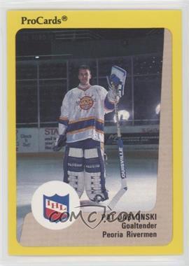 1989-90 Procards IHL - [Base] #3 - Pat Jablonski