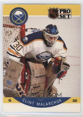 1990 91 Pro Set Base 25 Clint Malarchuk