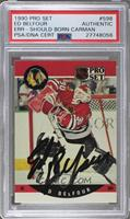 Ed Belfour [PSA/DNA Certified Encased]
