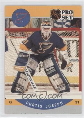 1990-91 Pro Set - [Base] #638 - Curtis Joseph