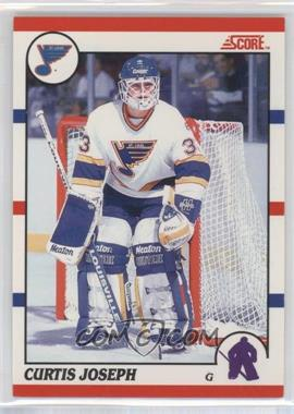 1990-91 Score - [Base] - Bilingual #151 - Curtis Joseph