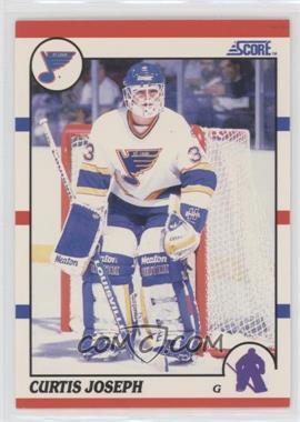 1990-91 Score - [Base] #151 - Curtis Joseph