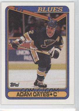 1990-91 Topps - [Base] #149 - Adam Oates