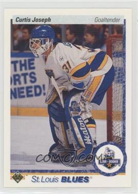 1990-91 Upper Deck - [Base] #175 - Curtis Joseph