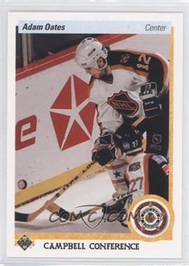 1990-91 Upper Deck - [Base] #483 - Adam Oates