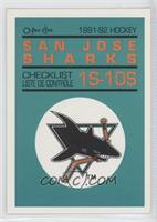 San Jose Sharks Team