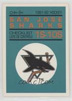 San Jose Sharks Team