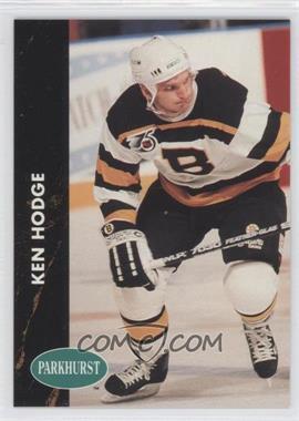 1991-92 Parkhurst - [Base] #2 - Ken Hodge
