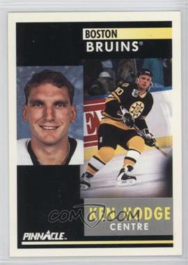 1991-92 Pinnacle French - [Base] #203 - Ken Hodge