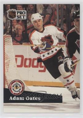 1991-92 Pro Set - [Base] - French #291 - Adam Oates