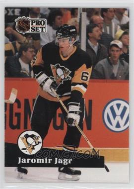 1991 92 Pro Set Base 183 Jaromir Jagr