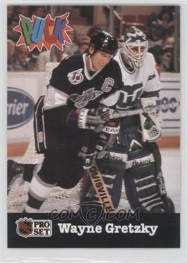 1991-92 Pro Set - Puck #11 - Wayne Gretzky