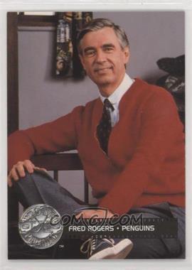 1991 92 Pro Set Platinum Base 297 Fred Rogers