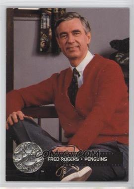 1991-92 Pro Set Platinum - [Base] #297 - Fred Rogers