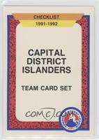 Capital District Islanders