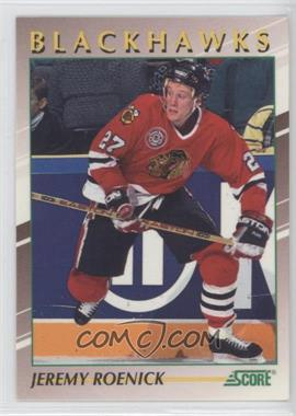 1991 92 Score Young Superstars 21 Jeremy Roenick