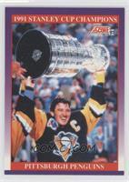 Pittsburgh Penguins Team, Mario Lemieux