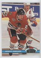 Jeremy Roenick (Sporting News Missing on Back)