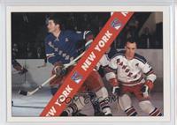 New York Rangers Checklist