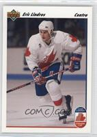 Eric Lindros (Wayne Gretzky pictured on back)