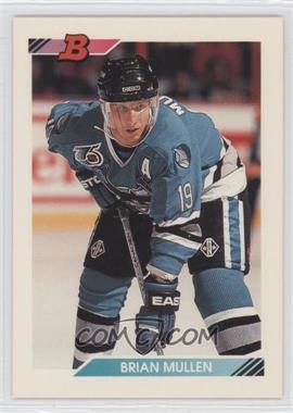 1992-93 Bowman - [Base] #139 - Brian Mullen