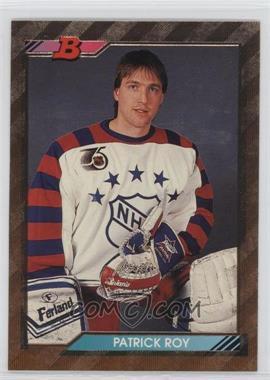 1992-93 Bowman - [Base] #239 - Patrick Roy
