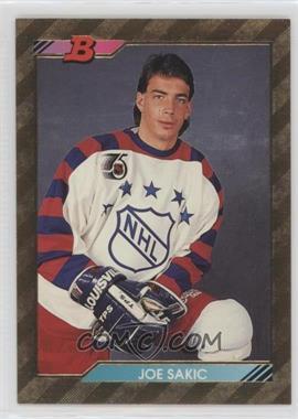 1992-93 Bowman - [Base] #240 - Joe Sakic
