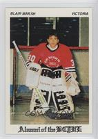 Alumni of the BCJHL - Blair Marsh