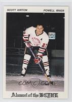 Alumni of the BCJHL - Scott Kirton