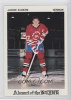Alumni of the BCJHL - Jason Elders