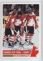 Team Canada National Team Team All Hockey Cards