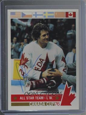 1992-93 Future Trends '76 Canada Cup - [Base] #199 - Darryl Sittler [JSACertifiedCOASticker]
