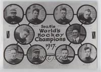 Seattle Metropolitans (1917 Stanley Cup Champions)
