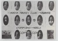 Toronto Arenas (1918 Stanley Cup Champions)