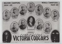 Victoria Cougars (1925 Stanley Cup Champions)
